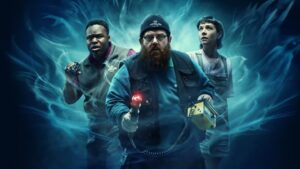 This Amazon Prime Series Is Like 'X-Files' Meets 'Ghostbusters' Starring Nick Frost and Simon Pegg